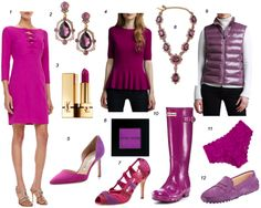 Color of the Year, Radiant Orchid.