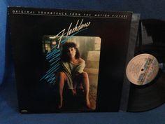 RARE Vintage Flashdance  Original Soundtrack by sweetleafvinyl