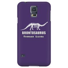 Dustin Brontosaurus Stranger of Things Smart Phone Case for Women Men Kids