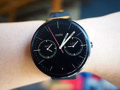 Moto latest update brings better battery life and mood lighting . When the Moto 360 last got an update, the painfully handsome smartwatch seemed to get a noticeable boost in battery life. Now, with a new bit of Wearable Technology, New Technology, Offline Music, Android Wear Smartwatch, Best Smart Home, Wear Watch, Smartphone, Mens Toys, Gadget Gifts