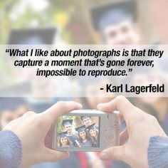 Take enough photographs - because there is no other way to re-live some moments.
