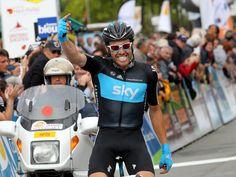 49. Tour du Poitou Charentes et de la Vienne - Stage 5: Saint Jacques de Thouars - Poitiers [26/08/2011] Alex Dowsett