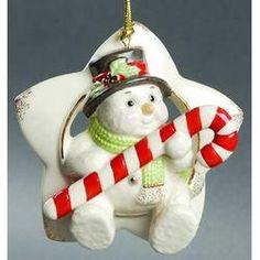 Lenox China Lenox Christmas Snowbaby ornament