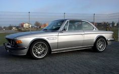 MKO CS M5 (E9 Coupe with an E39 M5 Engine) via Classic and Vintage BMW (1)
