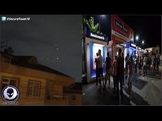 UPDATE: Mass UFO Event Over Turkey Being Suppressed 11/28/16 - YouTube