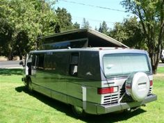 1986 Vixen Rv With V8 GM Power Rear