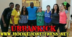 #UrbanAssKicking session with @goinson at the #HookedOnFitness Studio! Come on up and join us every Wednesday night at 7pm for some jabs crosses uppercuts kicks and slips...  #PhillyPersonalTrainer  #GroupFitness  #FitFam  #BestInPhilly  http://ift.tt/1Ld5awW Another shot from #HookedOnFitness