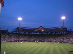 Johnny Rosenblatt Stadium, Omaha, NE. Former home of the College World Series.