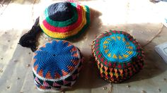 Nubian Hats Aswan Egypt