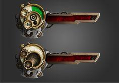 The Watchmaker UI art 4 by sensukosan on deviantART