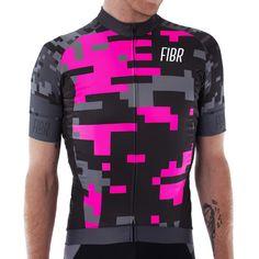 FIBR - CAMO – SS jersey