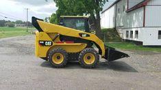 caterpillar 248 skid steer loader repair service manual s n 6lz1 rh pinterest com Cat Skid Steer Cat 246C