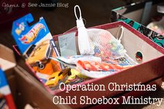 This year, we decided to prepare one Operation Christmas Child shoebox for each age and gender. There are three age groups: 2-4 years; 5-9 years; and 10-14 years. That means we're packing six shoeboxes! How we pack our Operation Christmas Child shoeboxes: In the past we've bought small plastic shoeboxes, but I've learned this year …