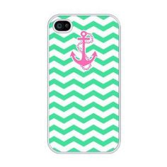 Chevron Pattern With Anchor RUBBER iphone 4 case - Fits iphone 4 & iphone 4s - http://www.mobilebliss.com/chevron-pattern-with-anchor-rubber-iphone-4-case-fits-iphone-4-iphone-4s - http://ecx.images-amazon.com/images/I/31x4M292lRL.jpg