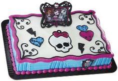 Monster High Cake Kit