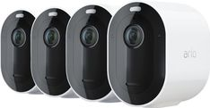 Shop Arlo Pro 3 Indoor/Outdoor Wire-Free HDR Security Camera System White at Best Buy. Best Security Cameras, Security Camera System, Perfect Camera, Remote Viewing, Security Solutions, Hand Watch, Consumer Reports, View Video, Keep An Eye On