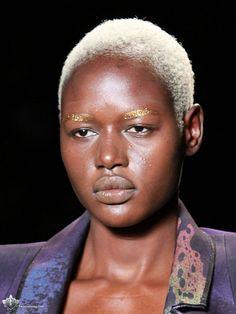 Natural Belle: The Model: Ajak Deng