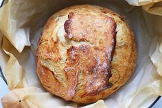2-Hour Fastest No Knead Bread