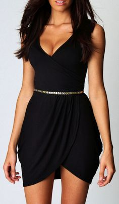 Evening Party Club Mini Dress. This is a great style for a girl with a big butt