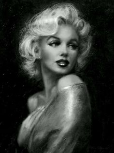 Choose your favorite marilyn monroe paintings from millions of available designs. All marilyn monroe paintings ship within 48 hours and include a money-back guarantee. Art Marilyn Monroe, Marie Von Ebner Eschenbach, Pin Up, Double Exposition, Bild Tattoos, Portraits, Realistic Paintings, Awesome Paintings, Amazing Art