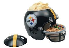 Best price on NFL Pittsburgh Steelers Snack Helmet See details here: http://kitchentoolsmart.com/product/nfl-pittsburgh-steelers-snack-helmet/ Truly a bargain for the brand new NFL Pittsburgh Steelers Snack Helmet! Have a look at this low cost item, read customers' notes on NFL Pittsburgh Steelers Snack Helmet, and get it online not thinking twice! Check the price and Customers' Reviews: http://kitchentoolsmart.com/product/nfl-pittsburgh-steelers-snack-helmet/ #kitchen #home #sweethome…