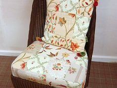 Wicker Bedroom Chair