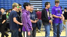Highlights from the Casa Grande Union High School VEX Robotics Qualifying Tournament held at Casa Grande Union High School in Casa Grande, Arizona, on November 15, 2014. Thirty teams from around the state competed for a chance to qualify for the Arizona VEX Robotics State Championship and the CREATE U.S. Open Robotics Championship. Special thanks to Parker from Evit Career & College Prep for contributing this video.