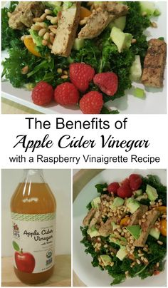 Learn about the great benefits of apple cider vinegar, plus a recipe for Raspberry Vinaigrette, and many other Friday Favorites.