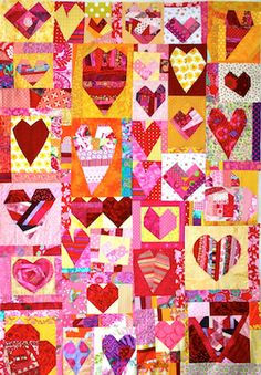 Quilts > Community Projects – Victoria Findlay Wolfe Quilts