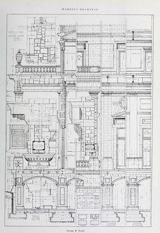 ARCHI/MAPS — Construction details of a pavilion for a public...