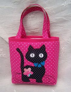 00eed0f75d Tatyó, lányka, cicás, szív nyakörvvel( pink, pöttyös ) (ennavel
