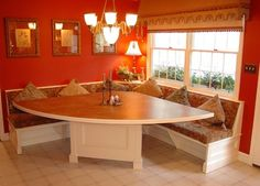 classy kitchen table booth. Kitchen Booth Design Ideas, Pictures, Remodel, And Decor - Page 2 Classy Kitchen Table Booth W