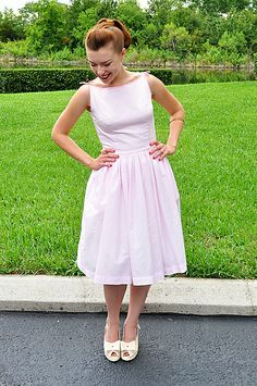 06.29.11 | she's a doll! dress by elegant musings, via Flickr