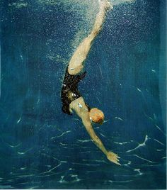 Pool Diver by Eric Zener.
