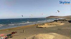 El Medano #Tenerife webcam HD #Windsurf #Kitesurf…