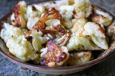 nutty caramelized cauliflower