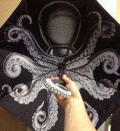 Kraken umbrella | Crackin' umbrella