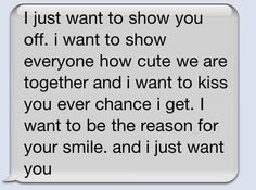 something sweet to say to a girl
