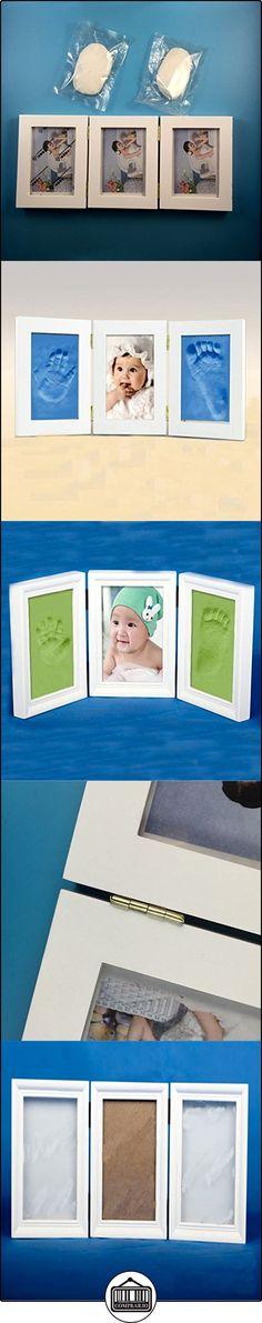 El pie del bebé o la impresión de la mano moldeada Set Kit de memoria Nacimiento marco de la foto del regalo  ✿ Regalos para recién nacidos - Bebes ✿ ▬► Ver oferta: http://comprar.io/goto/B01J7768O8