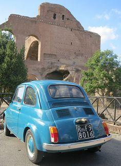 Fiat Roma   #TuscanyAgriturismoGiratola