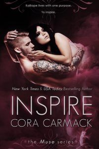 Book Review: Inspire (The Muse #1)