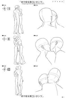http://cartoonsinthemorning.tumblr.com/post/91742124651/reapergrellsutcliff-kiss-scene-rough-sketches