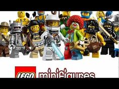 LEGO Minifigures 8683 : Series 1