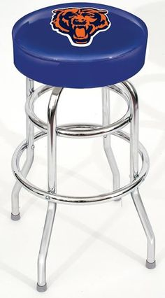 Use this Exclusive coupon code: PINFIVE to receive an additional 5% off the Chicago Bears Bar Stool at SportsFansPlus.com