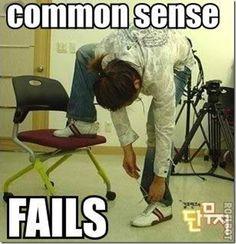 Common Sense Fails