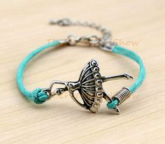 Lovely Ballet Girl Dancer charm Bracelet in Silver - Wax Cords & Korean Cashmere - Choose Your Favourite Color -Friendship gift on Etsy, $1.39 CAD
