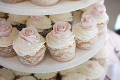 #cupcakes Photography: White Album Weddings - whitealbumweddings.com Read More: http://www.stylemepretty.com/canada-weddings/2013/11/20/vancouver-wedding-from-white-album-weddings/