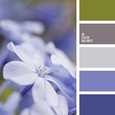 Color Palette No. 2142