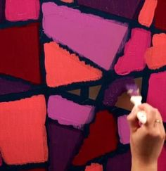 Washi Tape: Your new favorite art medium. Washi Tape: Your new favorite art medium. Related posts: 70 Favorite DIY Art Studio Small Spaces Ideas 70 Favorite Rock Art Design Ideas Perfect For Beginners Best Diy Bedroom Teenagers Washi Tape Ideas Tape Wall Art, Washi Tape Wall, Masking Tape Art, Washi Tapes, Duct Tape, Art Diy, Diy Wall Art, Fun Crafts, Diy And Crafts