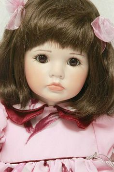 Emma Rose by Celia Dolls